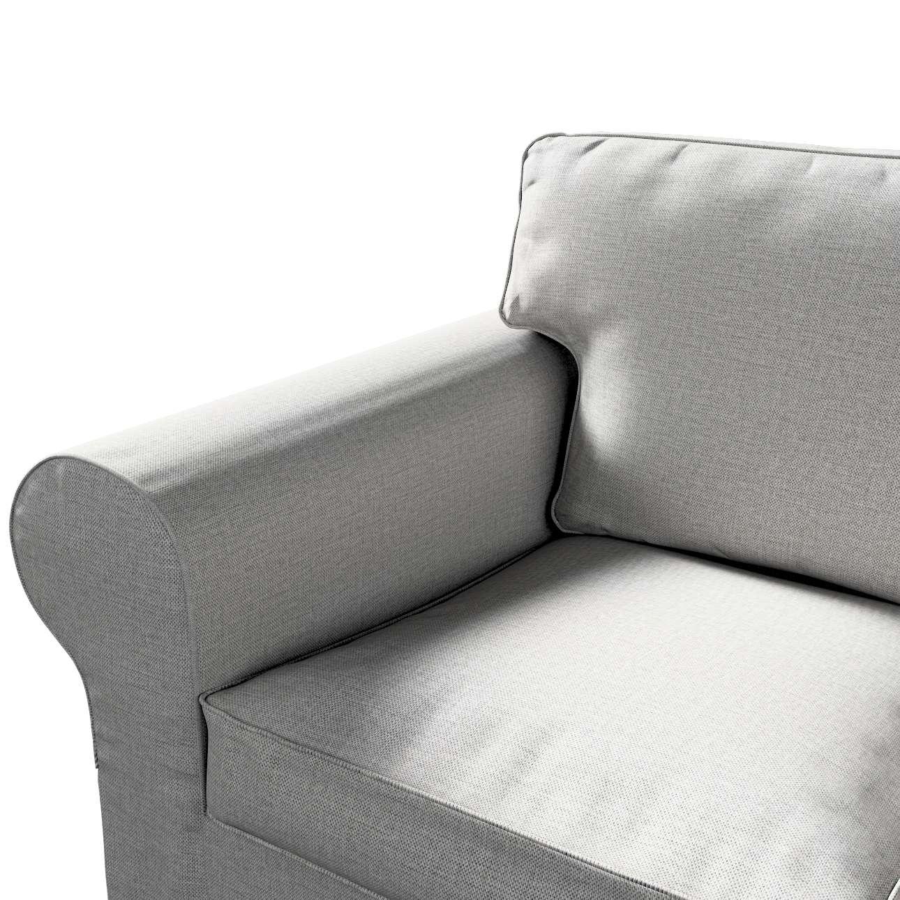 Pokrowiec na sofę Ektorp 3-osobową, rozkładaną w kolekcji Living II, tkanina: 160-89