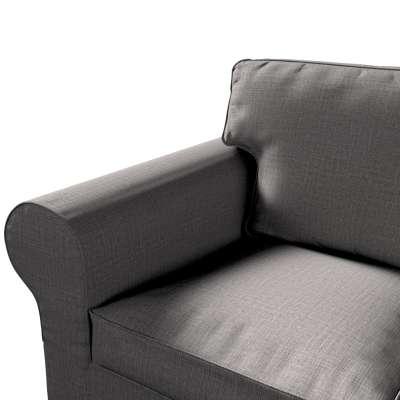 Pokrowiec na sofę Ektorp 3-osobową, rozkładaną w kolekcji Living II, tkanina: 161-16