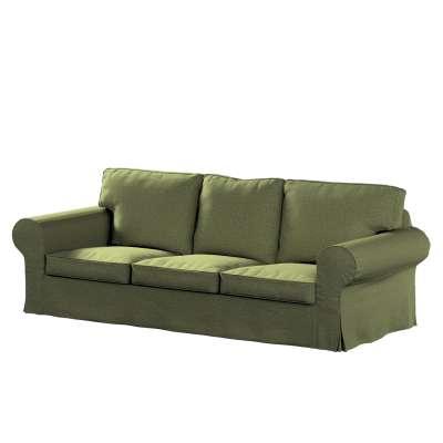 Pokrowiec na sofę Ektorp 3-osobową, rozkładaną w kolekcji Madrid, tkanina: 161-22