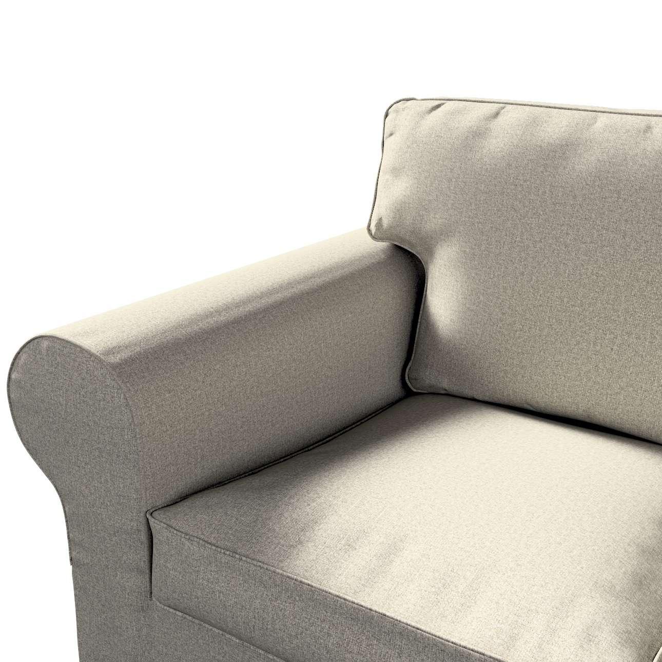 Pokrowiec na sofę Ektorp 3-osobową, rozkładaną w kolekcji Madrid, tkanina: 161-23
