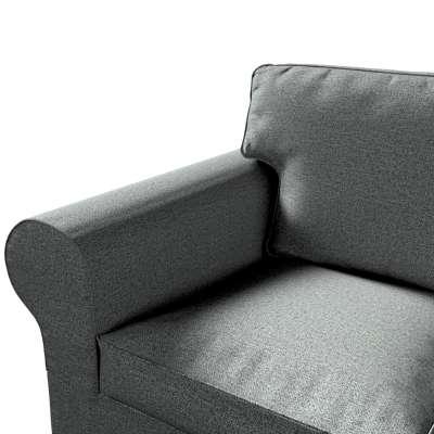 Pokrowiec na sofę Ektorp 3-osobową, rozkładaną w kolekcji Madrid, tkanina: 161-24