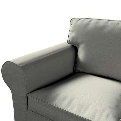 Pokrowiec na sofę Ektorp 3-osobową, rozkładaną w kolekcji Etna, tkanina: 161-25