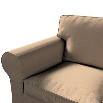 Pokrowiec na sofę Ektorp 3-osobową, rozkładaną w kolekcji Bergen, tkanina: 161-85