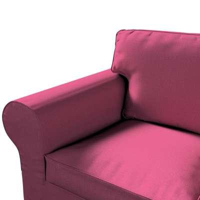 Pokrowiec na sofę Ektorp 3-osobową, rozkładaną w kolekcji Living, tkanina: 160-44
