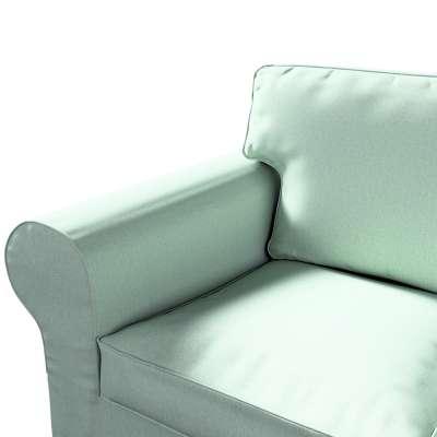 Pokrowiec na sofę Ektorp 3-osobową, rozkładaną w kolekcji Living, tkanina: 161-61