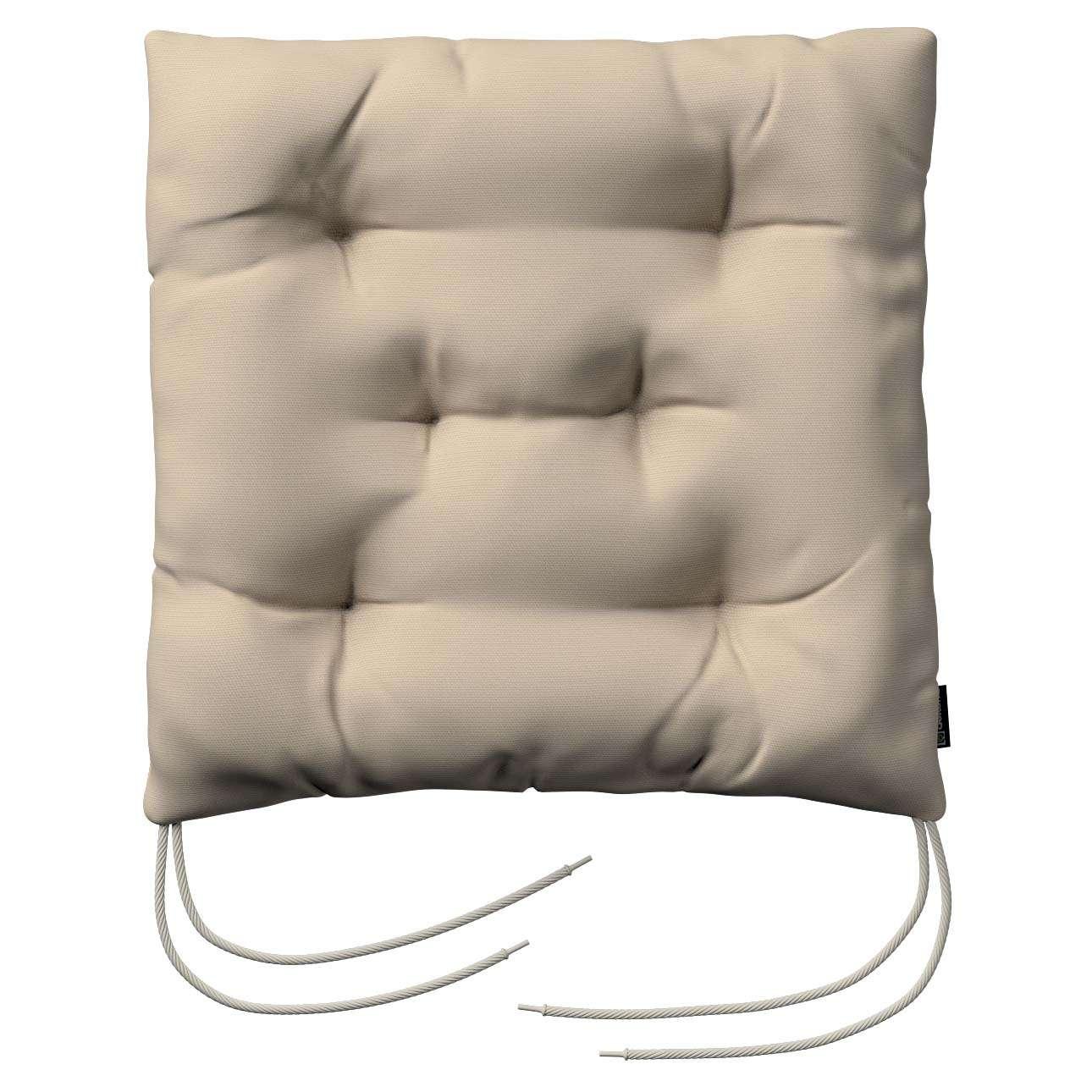 Sedák Honza 40x40x8cm 40 x 40 x 8 cm v kolekci Cotton Panama, látka: 702-01