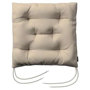 Siedzisko Jacek na krzesło w kolekcji Cotton Panama, tkanina: 702-01