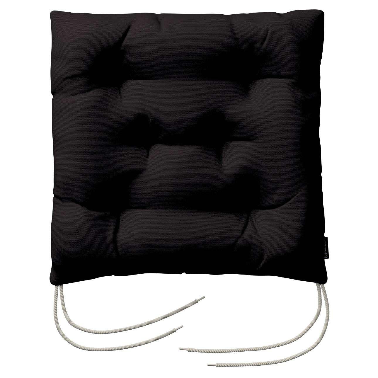Kėdės pagalvėlė Jacek  40 x 40 x 8 cm kolekcijoje Cotton Panama, audinys: 702-09
