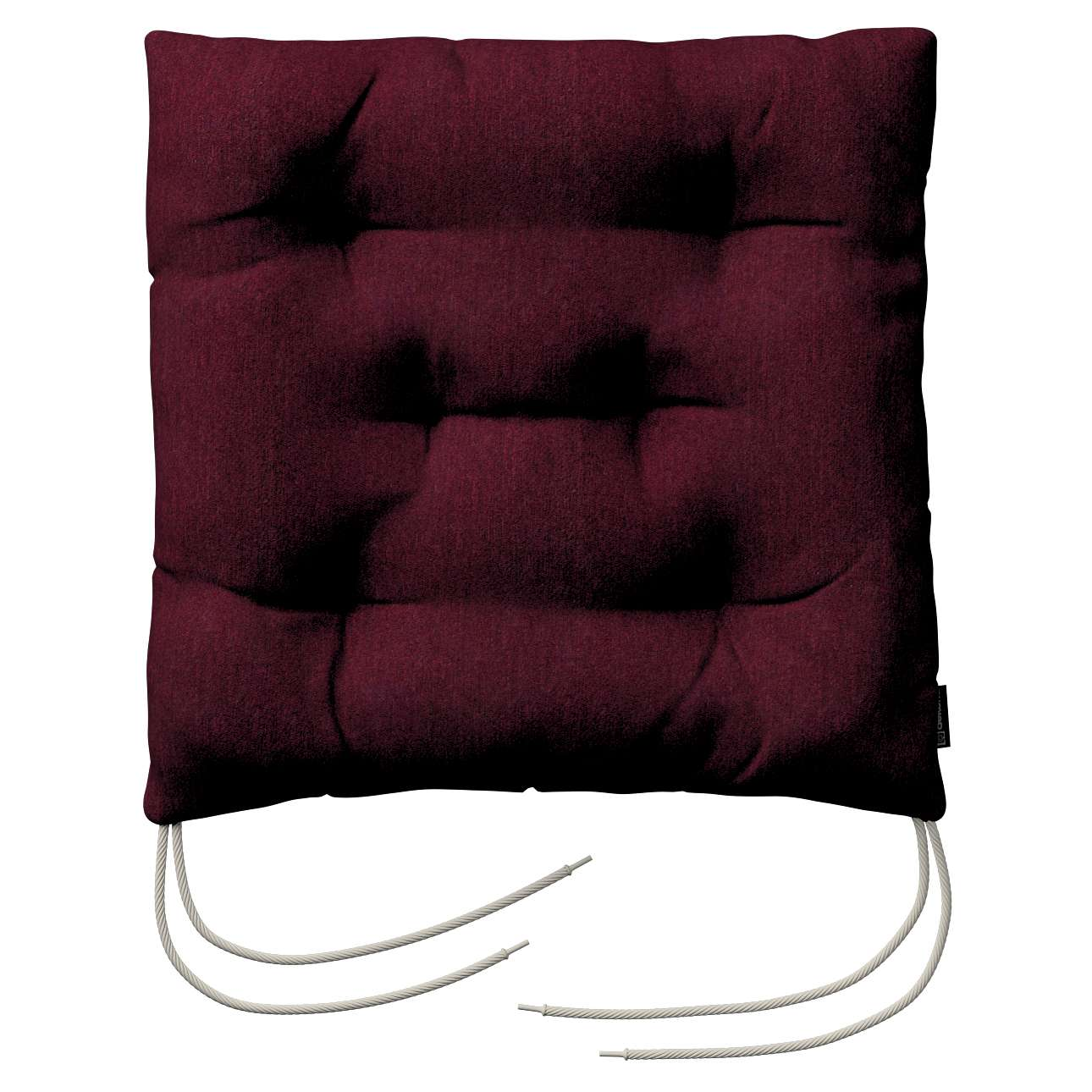 Kėdės pagalvėlė Jacek  40 x 40 x 8 cm kolekcijoje Chenille, audinys: 702-19