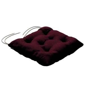 Siedzisko Jacek na krzesło 38x38x8cm w kolekcji Chenille, tkanina: 702-19