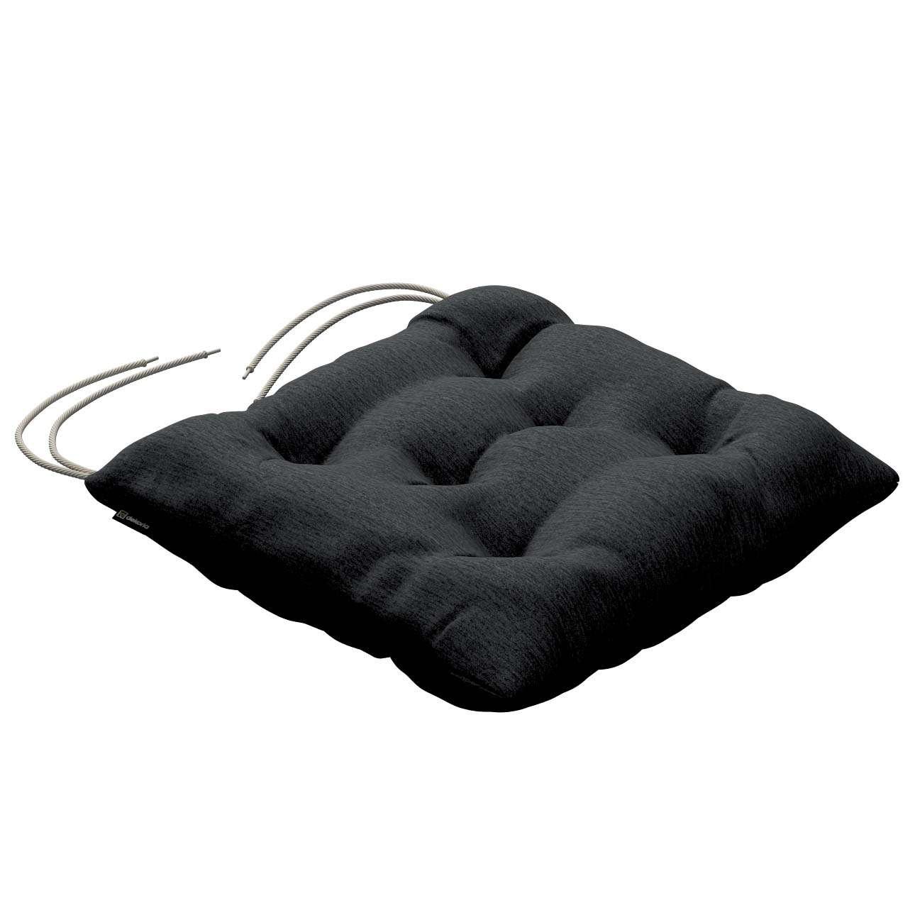 Kėdės pagalvėlė Jacek  40 x 40 x 8 cm kolekcijoje Chenille, audinys: 702-20