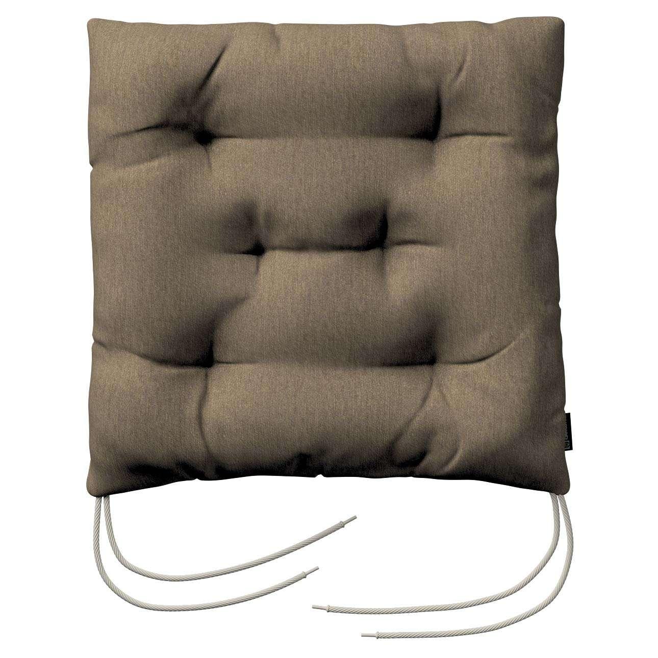 Sedák Honza 40x40x8cm v kolekci Chenille , látka: 702-21