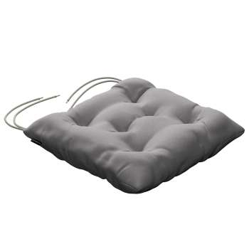 Jack seat pad with ties in collection Chenille, fabric: 702-23