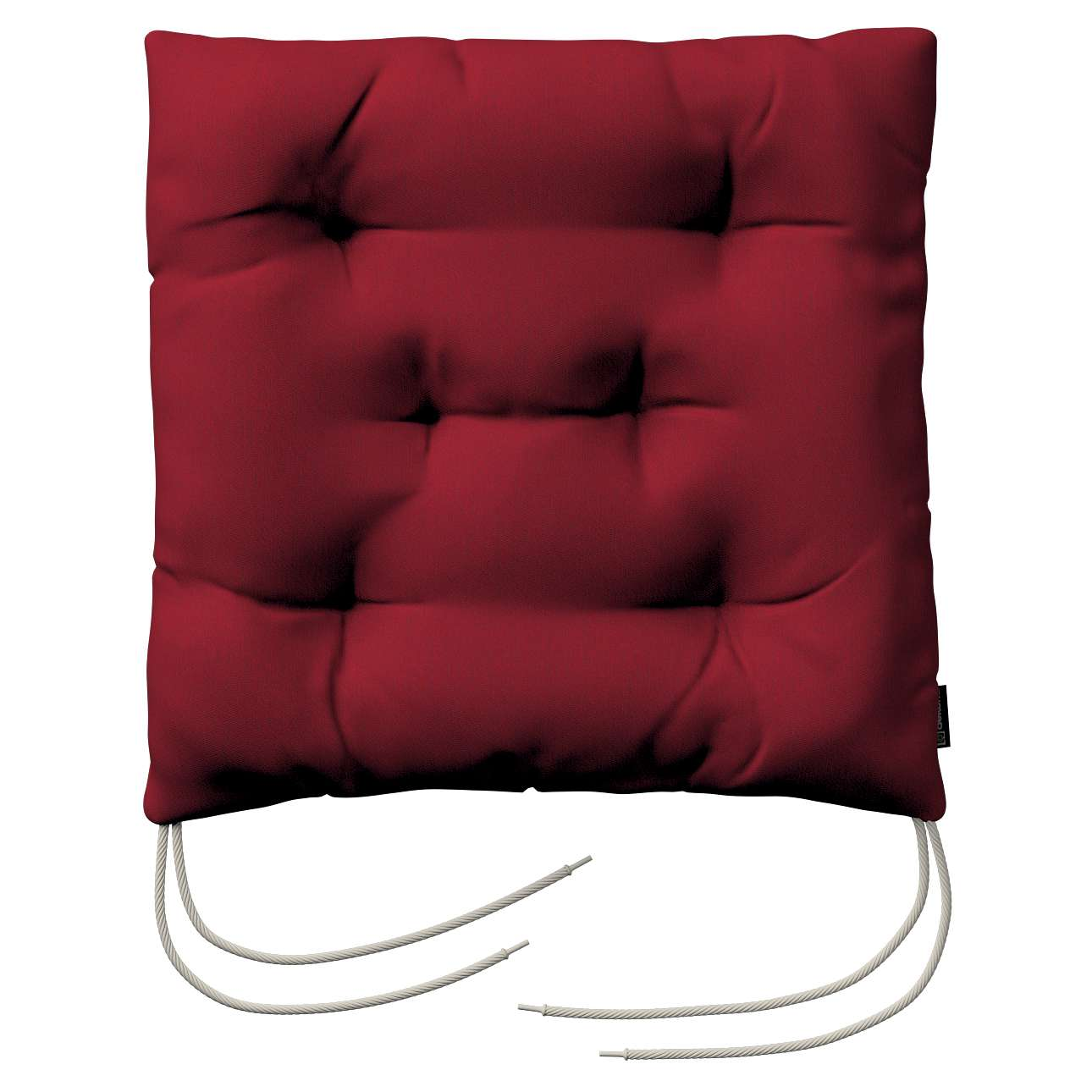 Kėdės pagalvėlė Jacek  40 x 40 x 8 cm kolekcijoje Chenille, audinys: 702-24
