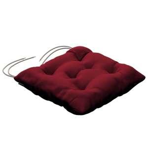 Siedzisko Jacek na krzesło 38x38x8cm w kolekcji Chenille, tkanina: 702-24