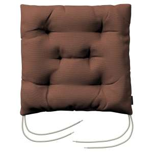 Siedzisko Jacek na krzesło 38x38x8cm w kolekcji Loneta, tkanina: 133-09