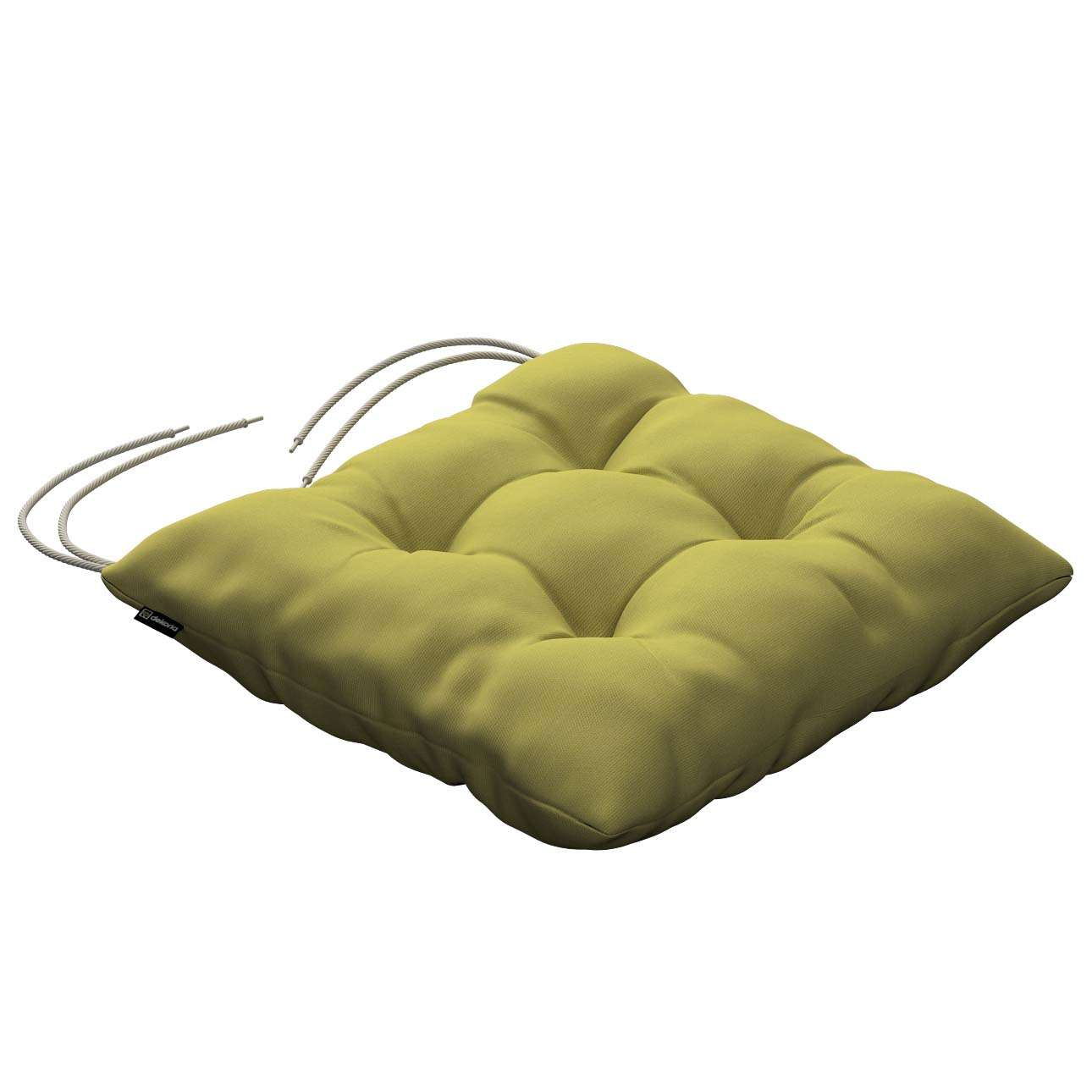 Jack seat pad with ties in collection Loneta , fabric: 133-23
