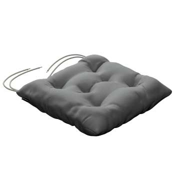 Jack seat pad with ties 40 × 40 × 8 cm (16 × 16 × 3 inch) in collection Loneta , fabric: 133-24