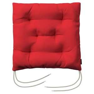 Siedzisko Jacek na krzesło 38x38x8cm w kolekcji Loneta, tkanina: 133-43