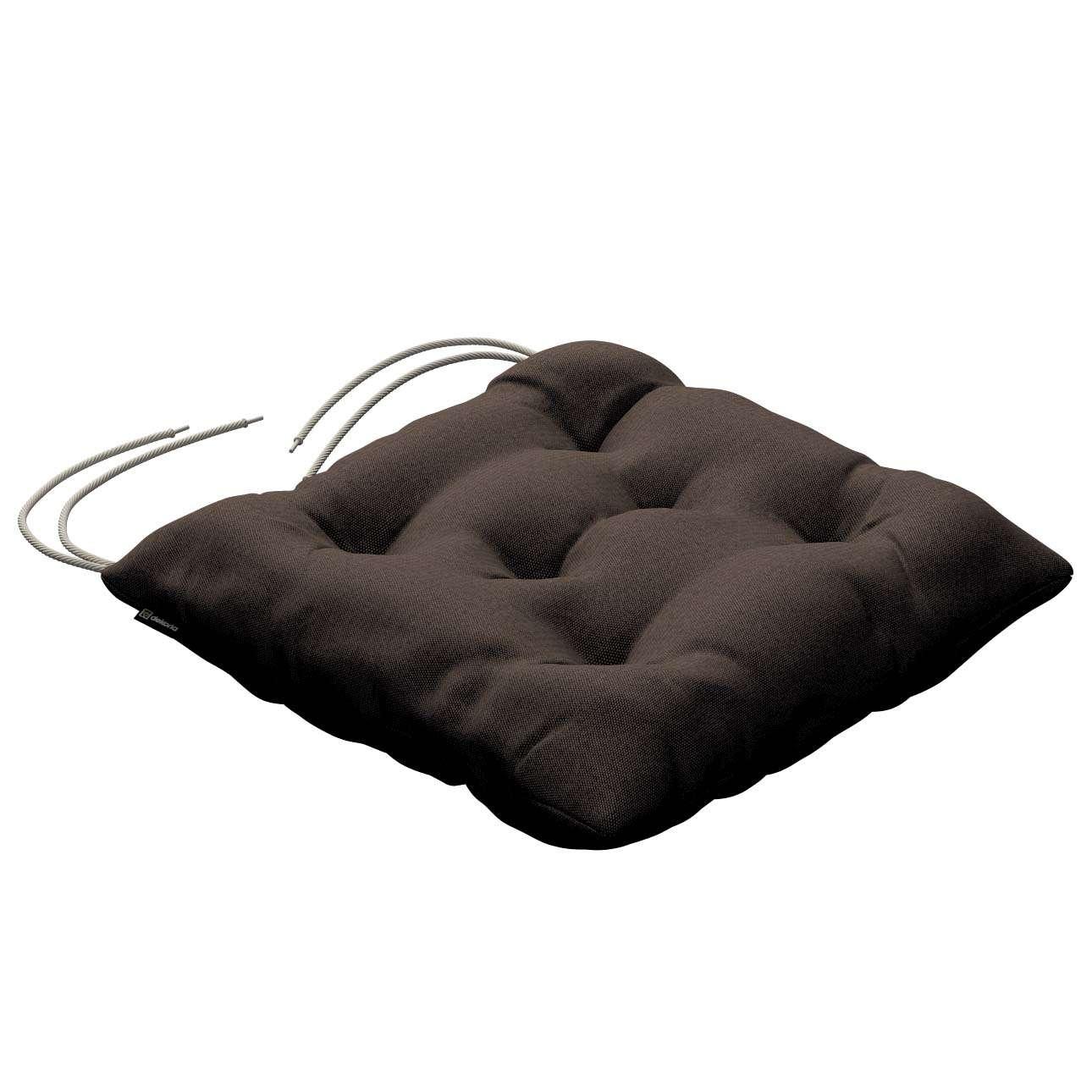 Siedzisko Jacek na krzesło w kolekcji Etna, tkanina: 705-08