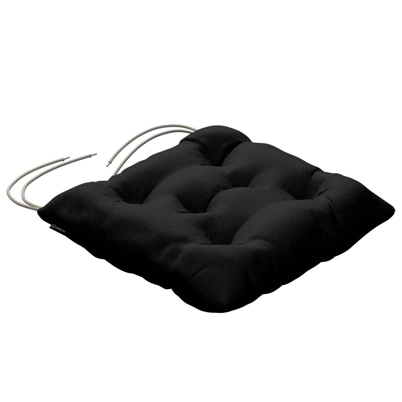 Siedzisko Jacek na krzesło 40x40x8cm w kolekcji Etna , tkanina: 705-00