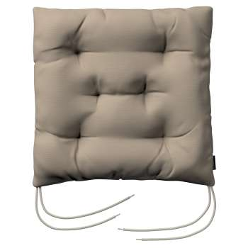 Siedzisko Jacek na krzesło w kolekcji Cotton Panama, tkanina: 702-28