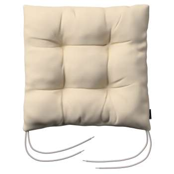 Jack seat pad with ties in collection Panama Cotton, fabric: 702-29