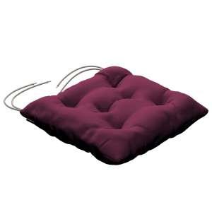 Siedzisko Jacek na krzesło 38x38x8cm w kolekcji Cotton Panama, tkanina: 702-32