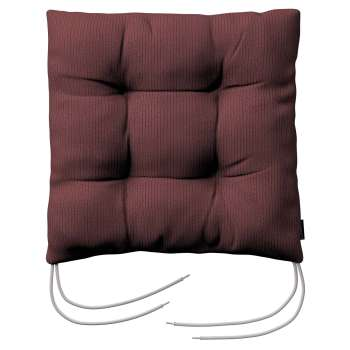 Jack seat pad with ties in collection Living, fabric: 103-56