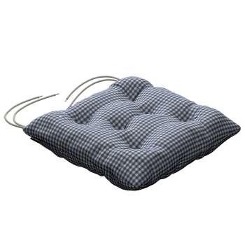 Siedzisko Jacek na krzesło w kolekcji Quadro, tkanina: 136-00
