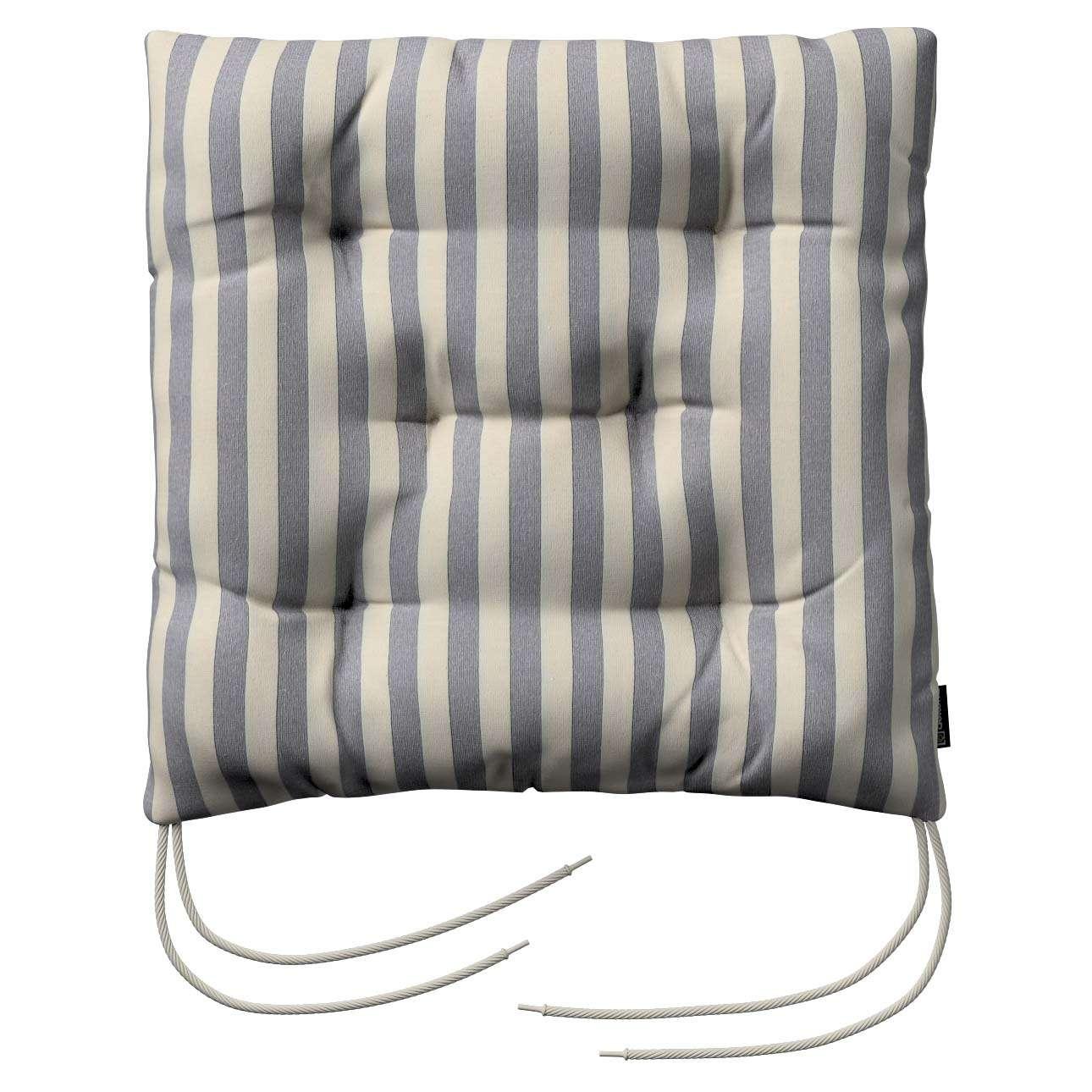 Kėdės pagalvėlė Jacek  40 × 40 × 8 cm kolekcijoje Quadro, audinys: 136-02