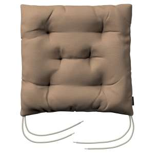 Siedzisko Jacek na krzesło 38x38x8cm w kolekcji Quadro, tkanina: 136-09