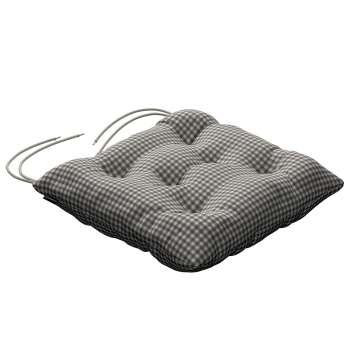 Kėdės pagalvėlė Jacek  kolekcijoje Quadro, audinys: 136-10