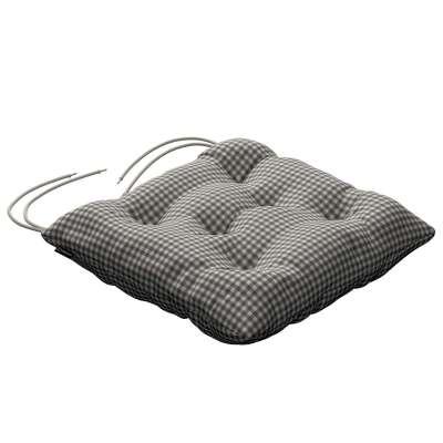 Siedzisko Jacek na krzesło w kolekcji Quadro, tkanina: 136-10