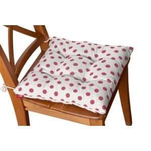 Siedzisko Jacek na krzesło 38x38x8cm w kolekcji Ashley, tkanina: 137-70