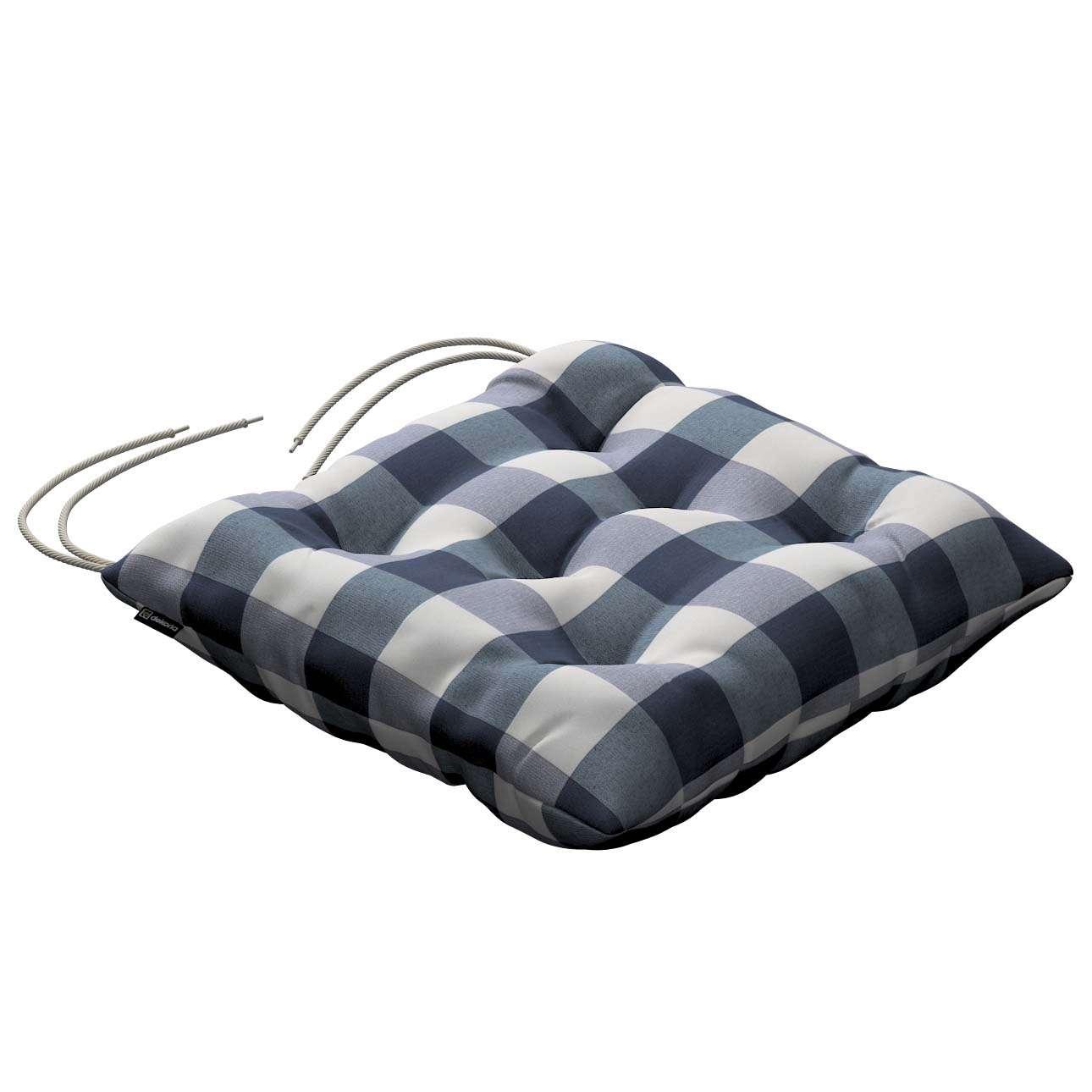 Kėdės pagalvėlė Jacek  40 x 40 x 8 cm kolekcijoje Quadro, audinys: 136-03