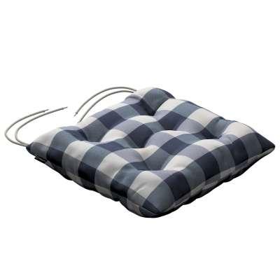 Siedzisko Jacek na krzesło w kolekcji Quadro, tkanina: 136-03