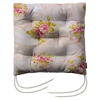 Kėdės pagalvėlė Jacek  kolekcijoje Flowers, audinys: 311-15