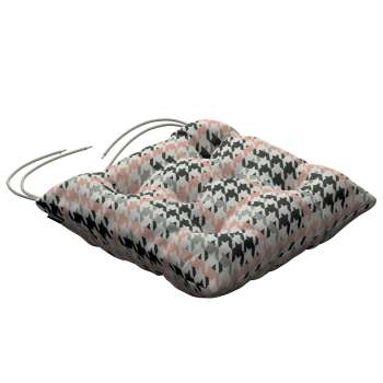 Jack seat pad with ties in collection Brooklyn, fabric: 137-75