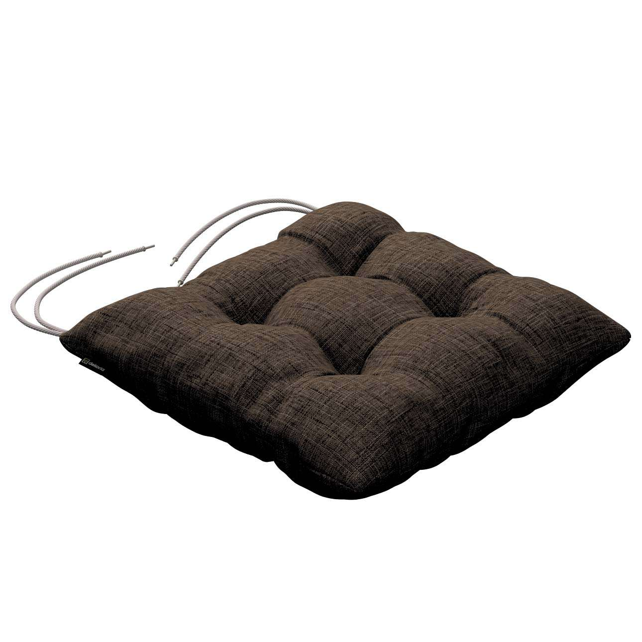 Jack seat pad with ties in collection Living, fabric: 106-92