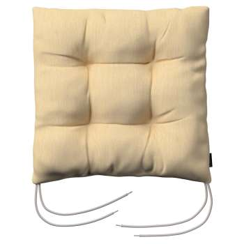 Jack seat pad with ties in collection Madrid, fabric: 160-49