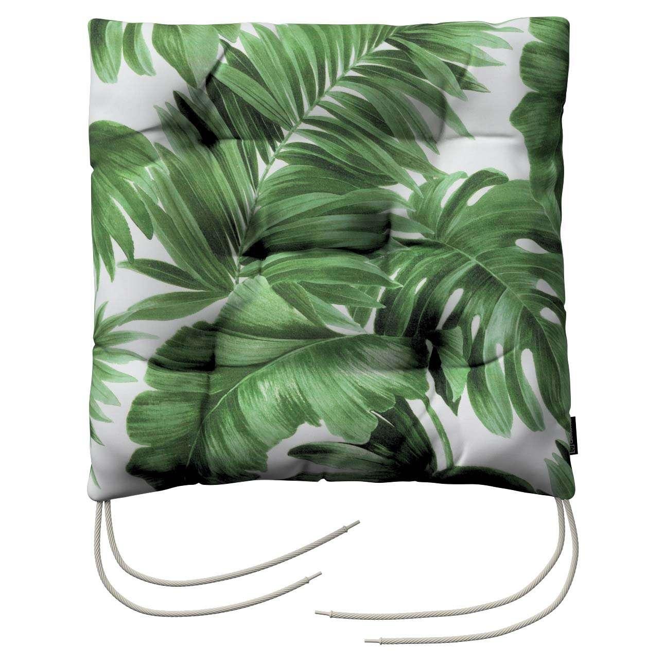 Sedák Honza 40x40x8cm v kolekci Urban Jungle, látka: 141-71