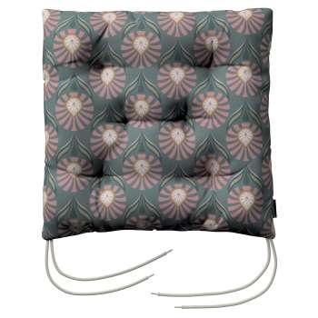 Sedák Honza 40x40x8cm v kolekci Gardenia, látka: 142-17