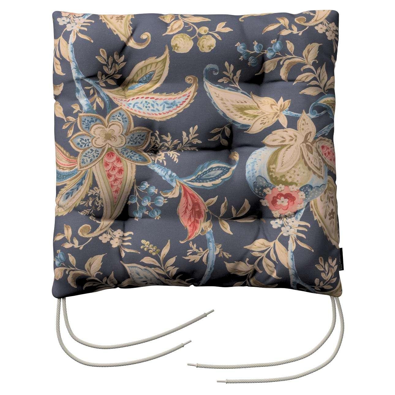Sedák Honza 40x40x8cm v kolekci Gardenia, látka: 142-19