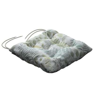 Siedzisko Jacek na krzesło w kolekcji Pastel Forest, tkanina: 142-46