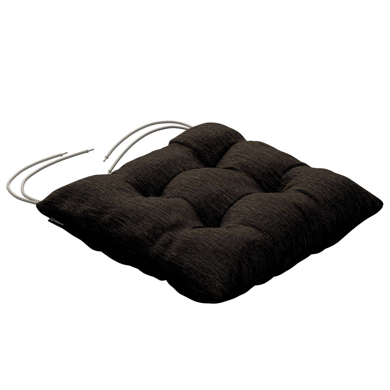 Jack seat pad with ties in collection Living, fabric: 106-93