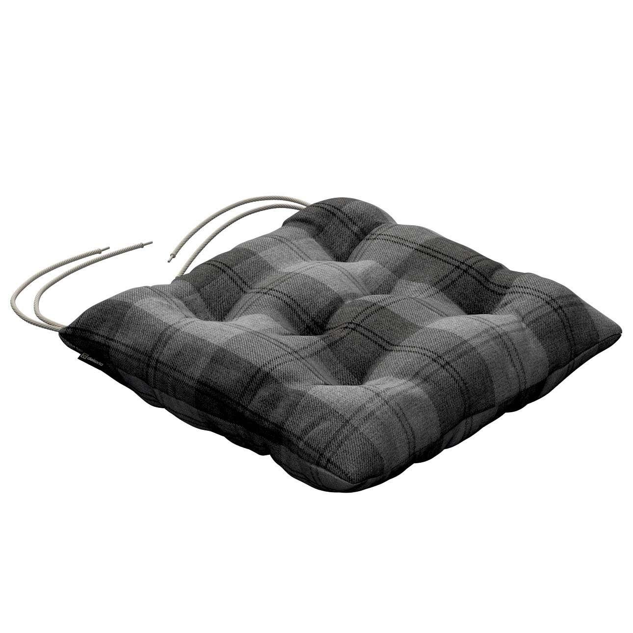 Siedzisko Jacek na krzesło w kolekcji Edinburgh, tkanina: 115-75