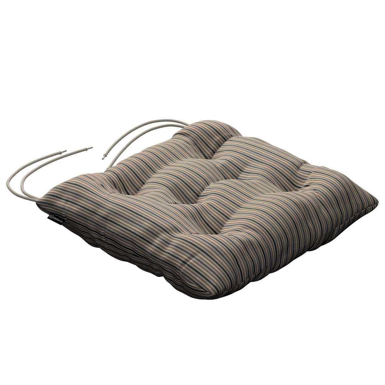Siedzisko Jacek na krzesło w kolekcji Londres, tkanina: 143-38
