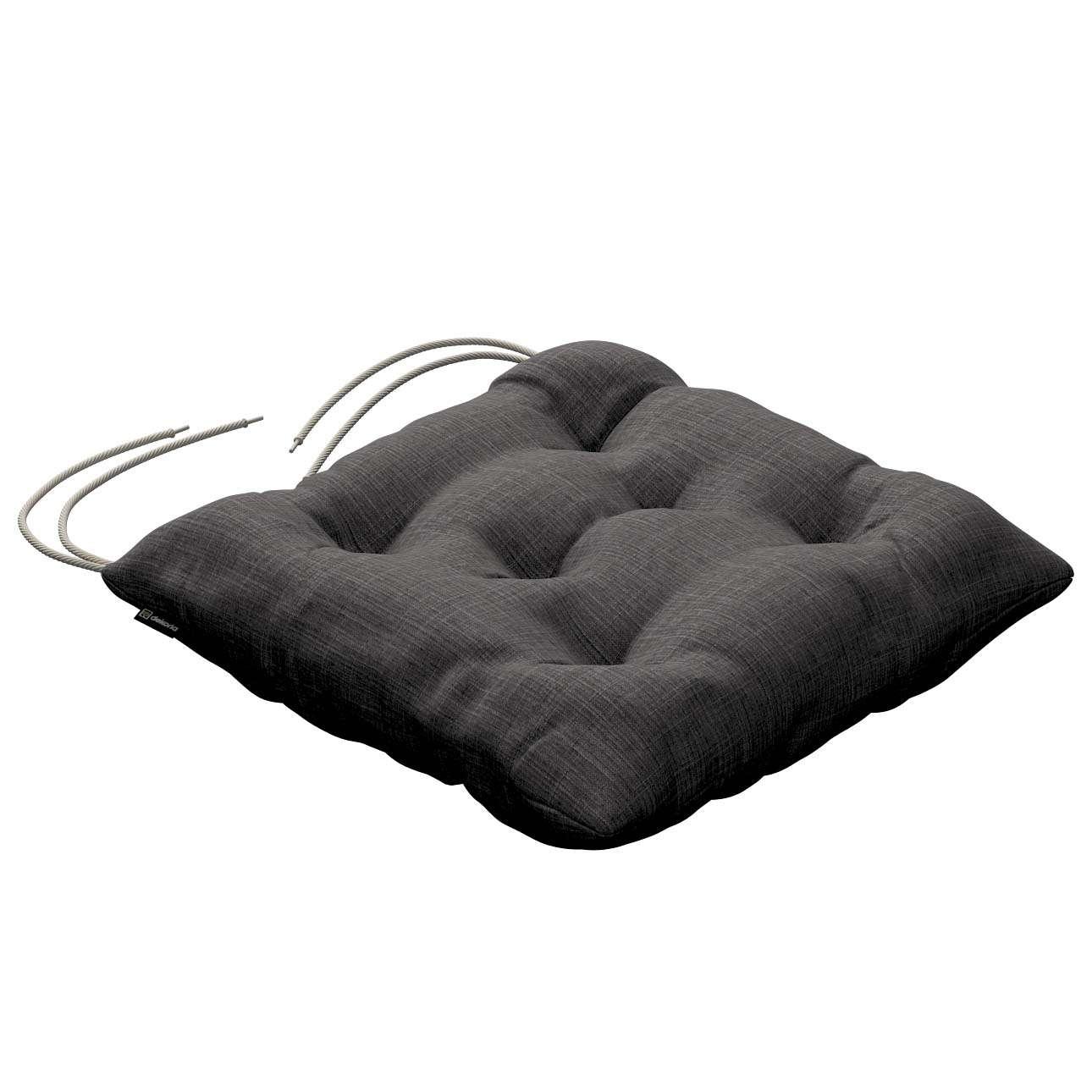 Siedzisko Jacek na krzesło w kolekcji Living II, tkanina: 161-16