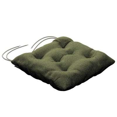 Siedzisko Jacek na krzesło 161-22 zielony melanż Kolekcja Madrid